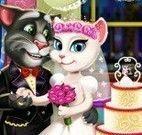 Decorar casamento Tom e Angela