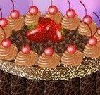 Decorar bolo de festa