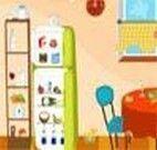 Achar objeto na cozinha