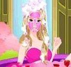 Barbie na banheira