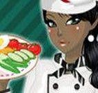Vestir a cozinheira
