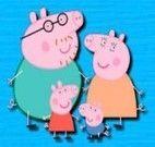 Achar estrelas com Peppa Pig