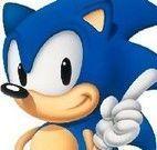 Sonic encontrar diferenças
