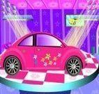 Carro Feminino de Menina