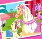Cavalos da Barbie