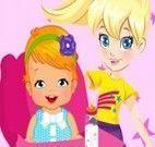Polly Pocket babá