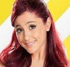 Jogo da memória da Ariana Grande