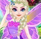 Elsa roupas de fada