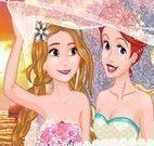 Fotos da Ariel noiva