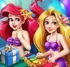 Decorar aniversário da princesa Ariel