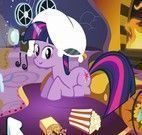 My Little Pony limpar sala do cinema