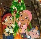 Jake Disney decorar árvore de natal