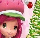 Decorar árvore de Natal da Moranguinho