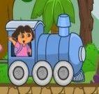 Dora passeio de Trem