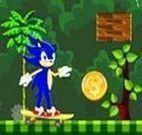 Sonic aventuras de skate