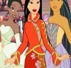 Jogos de Beleza de Princesas da Disney 3