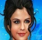 Maquiar Selena Gomez para o Natal