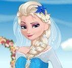 Elsa noivinha