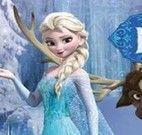 Achar símbolos da Frozen