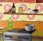 Preparar receita de donuts