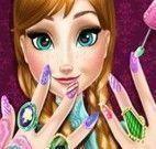 Spa das mãos Anna Frozen