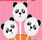 Fazer pirulitos do panda