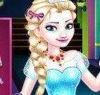 Elsa roupas da escola
