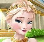 Elsa na Grécia