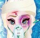 Elsa no hospital