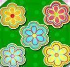 Fazer cookies de flores