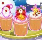 Cupcakes de natal preparar