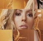 Montar puzzle da Shakira