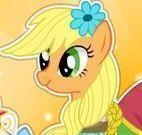 Banho e roupas My Little Pony