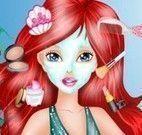 Maquiagem para sereia