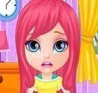 Barbie cirurgia do estômago
