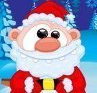 Vestir Papai Noel moda