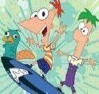 Quebra cabeça Phineas e Ferb