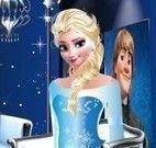 Decorar jantar da Elsa