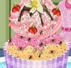 Decorar cupcakes da bebê