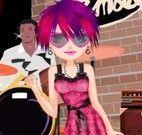 Vestir menina rockeira