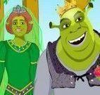 Vestir Shrek e Fiona