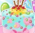 Bolo para aniversário