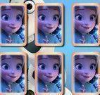 Jogo da memória bebê Elsa