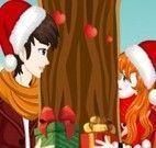 Vestir namorados no Natal
