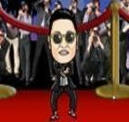 Psy no tapete vermelho