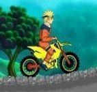Naruto aventuras na moto