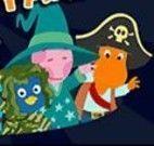 Dia das Bruxas dos Backyardigans