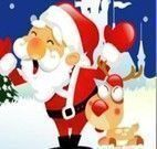 Quebra cabeça do Natal