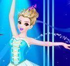 Maquiagem da bailarina