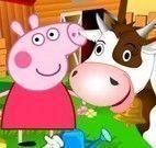 Peppa Pig na fazenda